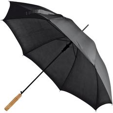 Зонт-трость Lido, черный фото