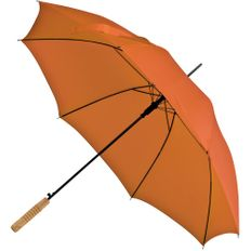 Зонт-трость Lido, оранжевый фото