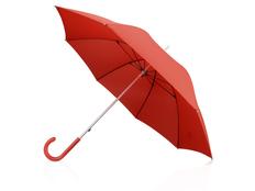 Зонт трость механический Коди, красный фото