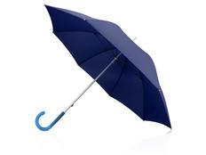 Зонт трость механический Коди, классический синий фото