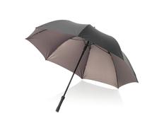 Зонт трость с фонариком механический Marksman Rosari, графит фото