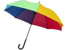 Зонт трость полуавтомат Sarah, 8 цветов, разноцветный фото