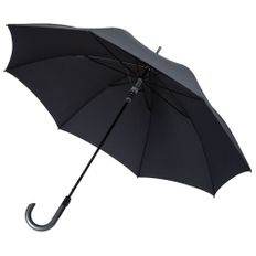 Зонт трость полуавтомат Knirps T.703, черный фото