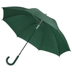 Зонт трость полуавтомат Unit Promo, темно-зеленый фото