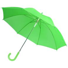 Зонт трость полуавтомат Unit Promo, зеленое яблоко фото