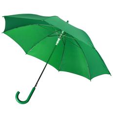 Зонт трость полуавтомат Unit Promo, зеленый фото