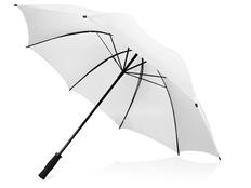 Зонт трость антиветер механический Yfke, белый фото