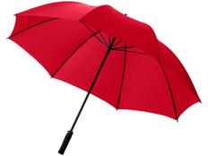 Зонт трость антиветер механический Yfke, красный фото