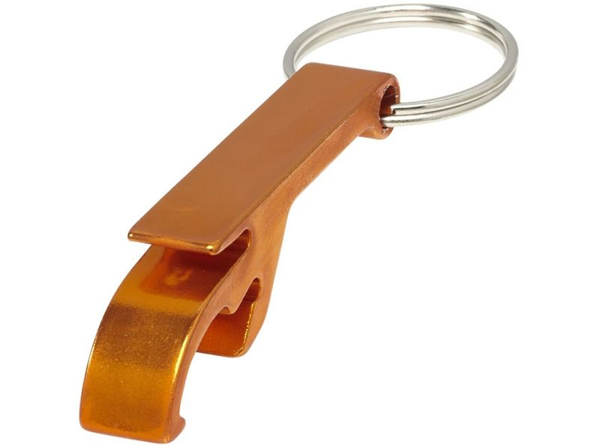 Брелок - открывалка Tao, оранжевый - фото № 1