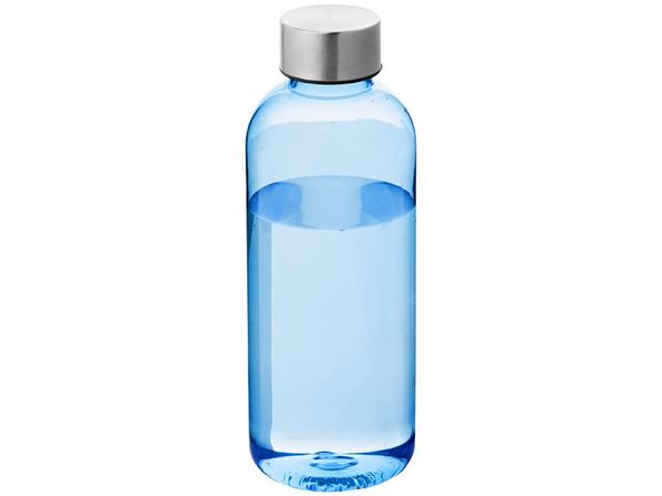 Бутылка для воды Spring 600мл, прозрачный голубой - фото № 1