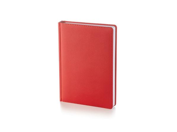 Ежедневник датированный Альт Leader А5, красный - фото № 1
