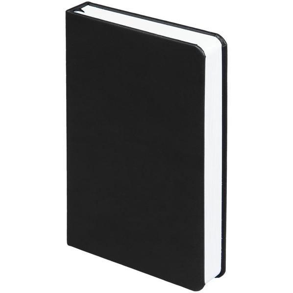 Ежедневник недатированный Контекст Basis mini, черный - фото № 1