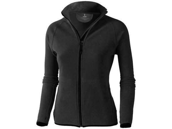 Куртка флисовая женская Elevate Brossard, антрацит - фото № 1