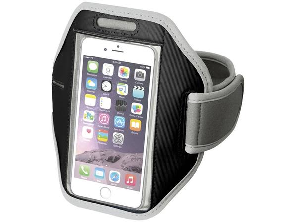 Наручный чехол Gofax для смартфонов, серый - фото № 1