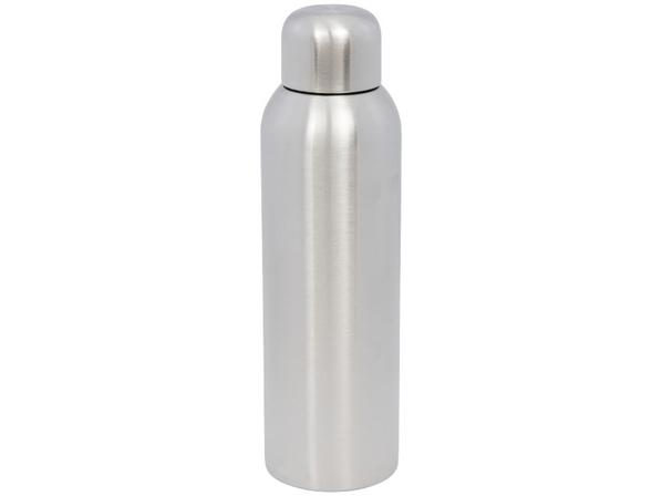 Спортивная бутылка Guzzle, серый - фото № 1