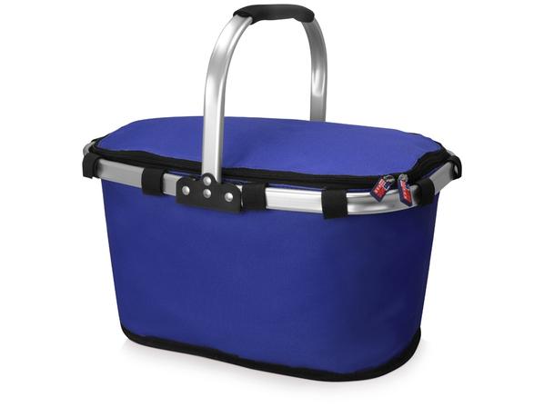 Изотермическая сумка-холодильник Frost, синий - фото № 1