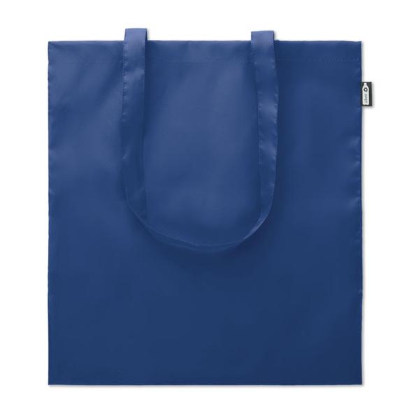 Сумка шоппер 100гр, синий - фото № 1