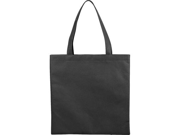 Конференц сумка для документов Zeus, 80 г/м2, черный - фото № 1