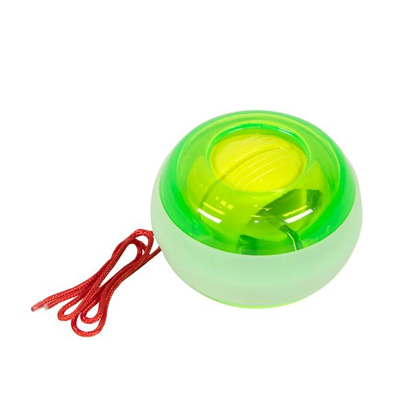Тренажер Power Ball, зеленый - фото № 1