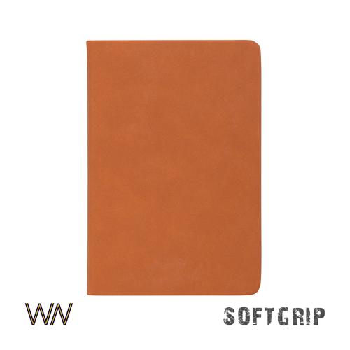 Ежедневник недатированный Wownote Флоренция А5, темно-оранжевый - фото № 1