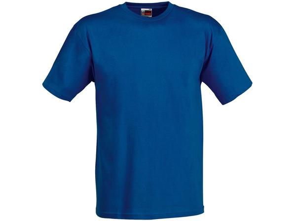 Футболка детская US Basic Heavy Super Club, синяя - фото № 1