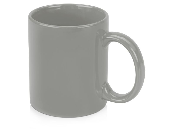 Кружка Марго, серый - фото № 1