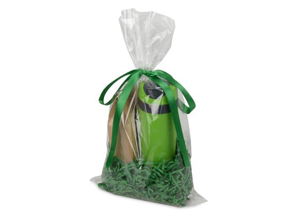 Набор подарочный Levita: чай и термокружка, зеленый - фото № 1
