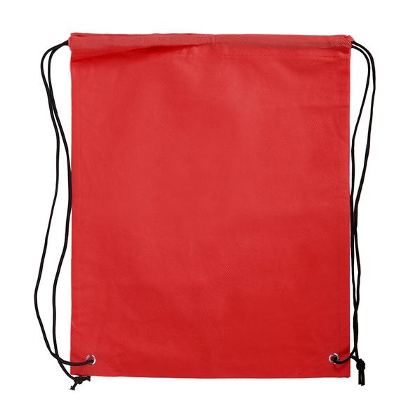 Рюкзак ERA, красный - фото № 1