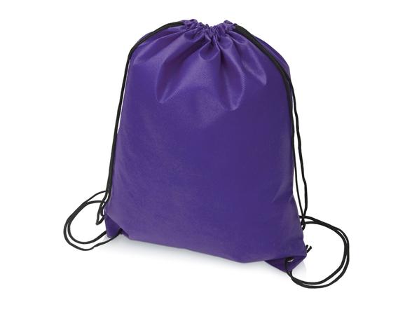 Рюкзак-мешок Пилигрим, фиолетовый - фото № 1