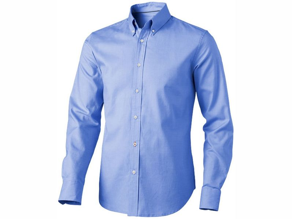 Рубашка мужская Elevate Vaillant, голубая - фото № 1