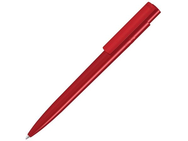 Ручка шариковая с антибактериальным покрытием Recycled Pet Pen Pro, красная - фото № 1