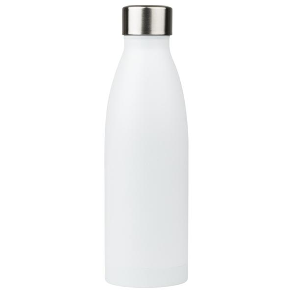 Термобутылка вакуумная герметичная Portobello Fresco, 500 мл, белая - фото № 1
