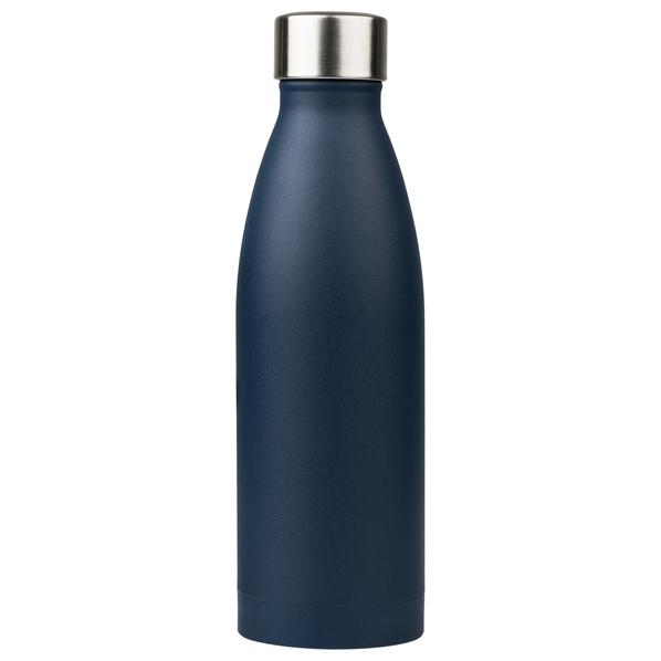 Термобутылка вакуумная герметичная Portobello Fresco, 500 мл, синяя - фото № 1