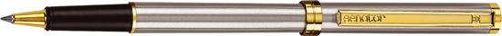 Ручка роллер Senator Delgado Classic, светло-розовая / золотистая - фото № 1