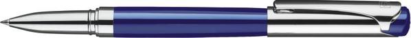 Ручка роллер Senator Delgado Visir, синяя - фото № 1