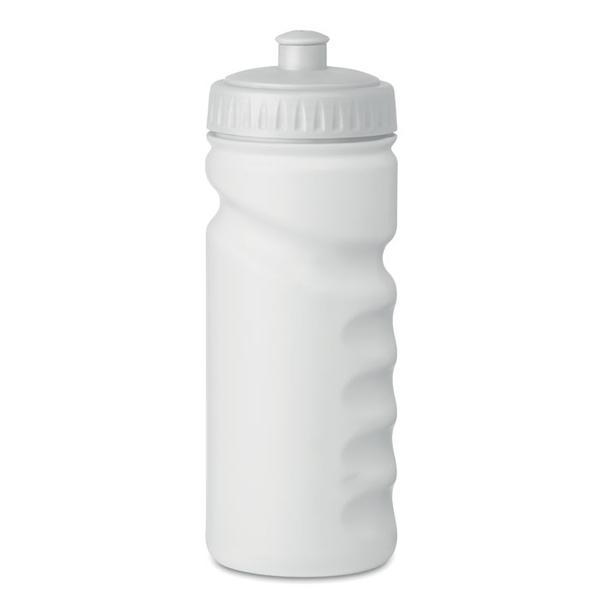 Бутылка 500 мл, белая - фото № 1