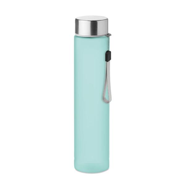 Бутылка для питья, голубая - фото № 1