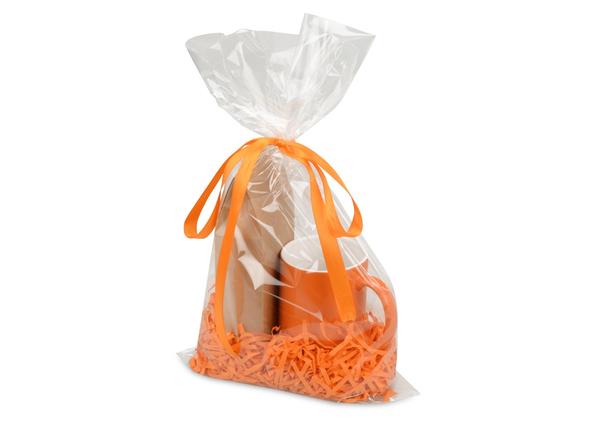Наборподарочный Mattina: кофе и кружка, оранжевый - фото № 1