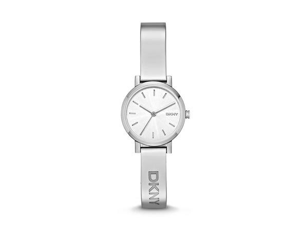 Часы наручные DKNY, женские, d24, платина - фото № 1