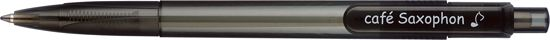 Ручка шариковая пластиковая Senator Prime Light, черная - фото № 1