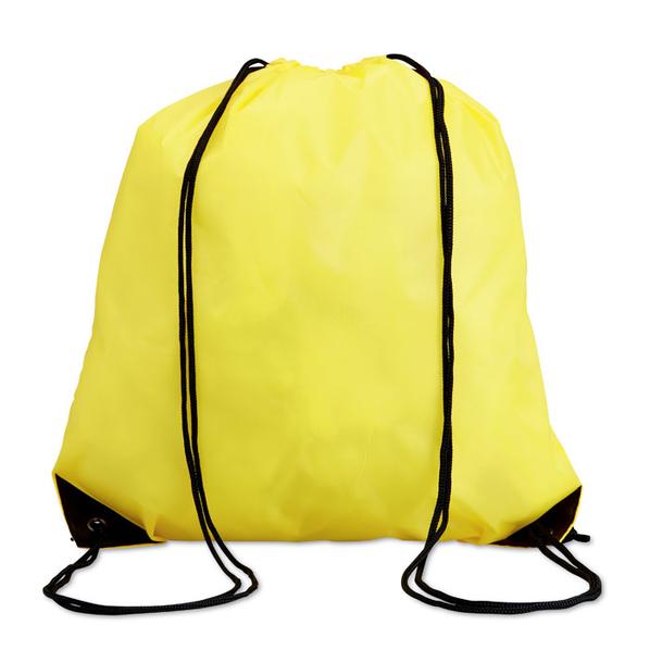 Рюкзак, желтый - фото № 1