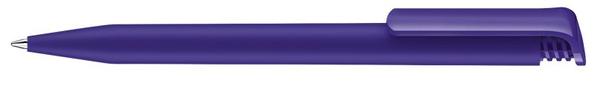 Ручка шариковая пластиковая Senator Super Hit Matt, фиолетовая - фото № 1