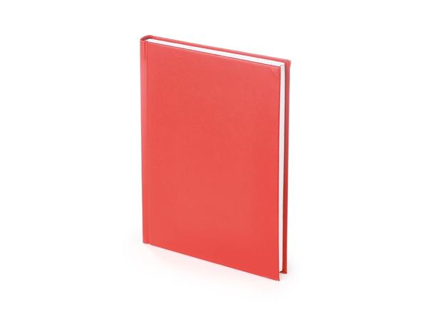 Ежедневник недатированный Альт Ideal New А5, красный - фото № 1