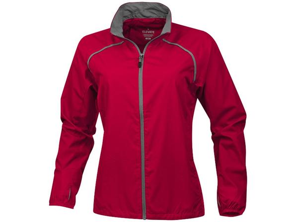 Куртка женская Elevate Egmont, красная - фото № 1
