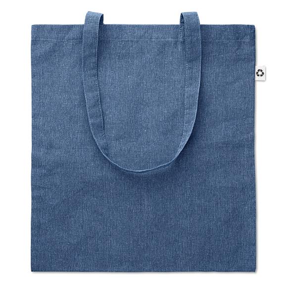 Сумка шоппер 140 гр., синий - фото № 1