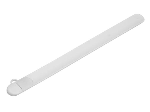 USB-флешка на 32 Гб в виде браслета, белый - фото № 1