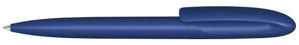 Ручка шариковая пластиковая Senator Skeye Bio matt, темно-синяя - фото № 1