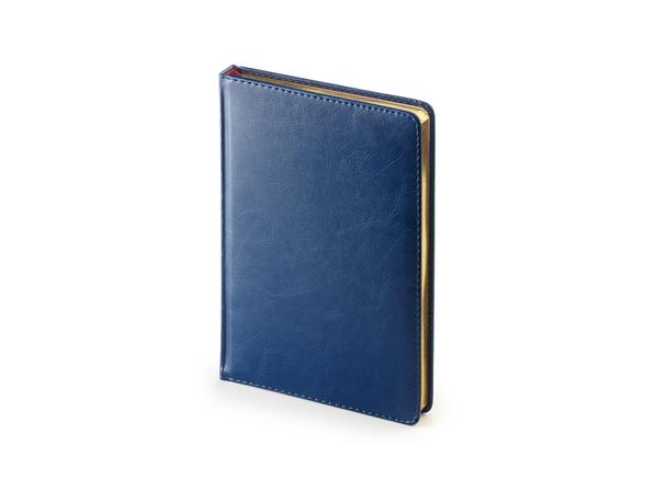 Ежедневник датированный Альт Sidney Nebraska А5, синий - фото № 1