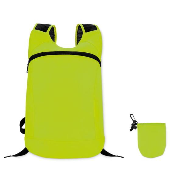 Рюкзак спортивный, зеленый - фото № 1