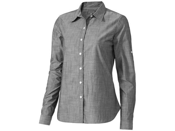 Рубашка женская Slazenger Lucky, черная - фото № 1
